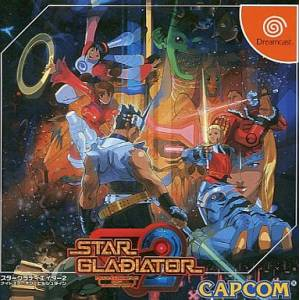 Star Gladiator 2 - Nightmare of Blistein [DC - occasion BE]