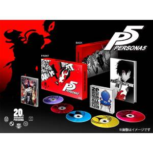 Persona 5 - 20th Anniversary Limited Edition [PS3-Used]