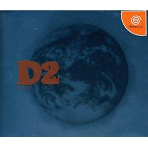 D2 - D no Shokutaku 2 - Bliss Edition [DC - Used Good Condition]