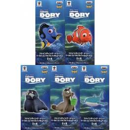 Finding Dory Vol.1 (Full set) [WCF / Banpresto]
