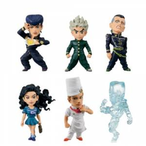 JOJO'S BIZARRE ADVENTURE Diamond is unbreakable (Vol.1 Full set) [WCF / Banpresto]