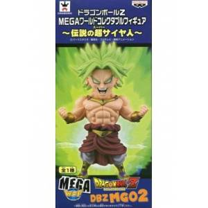 Dragon Ball Z - Broly [Mega WCF / Banpresto]