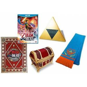 Zelda Musou / Hyrule Warriors - Treasure Box Amazon Japan / Gamecity Limited Edition [Wii U - Used]