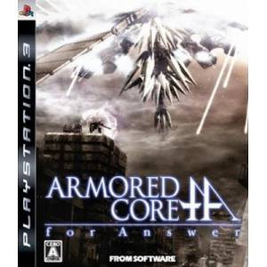 Armored Core - For Answer [PS3 - Used Good Condition]
