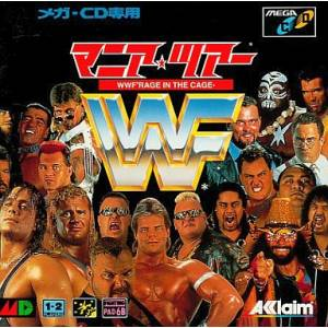 WWF Mania Tour / WWF Rage in the Cage [MCD - occasion BE]