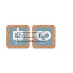 Valkyria Chronicles Remaster - Cork Coasters (set of 2) [Ebten Limited]