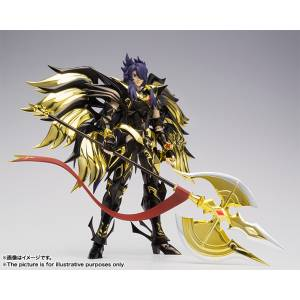 Saint Seiya Myth Cloth EX - Loki (God Cloth / Soul of Gold) [Brand New]
