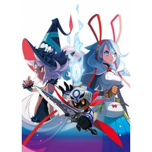 Majo to Hyakkihei 2 / The Witch and the Hundred Knight 2 - Famitsu DX Pack [PS4]
