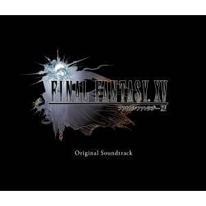 FINAL FANTASY XV Original Soundtrack Standard Edition (CD) [OST]