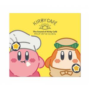 Kirby Café - The Sound of Kirby Cafe (CD) [OST]