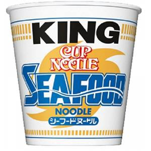 King Cup Noodle - SeaFood [Food & Snacks]