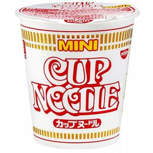 Cup Noodle - Mini [Food & Snacks]
