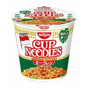 Cup Noodles Indonesia Mie Goreng [Food & Snacks]