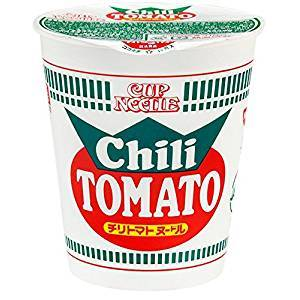 Cup Noodle Chili Tomato [Food & Snacks]