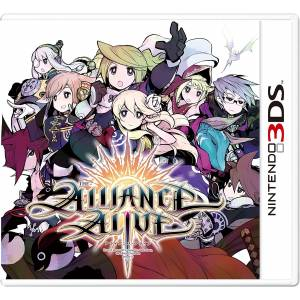 The Alliance Alive - Standard Edition [3DS]