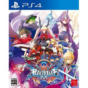 BLAZBLUE CENTRALFICTION - Standard Edition [PS4-Used]