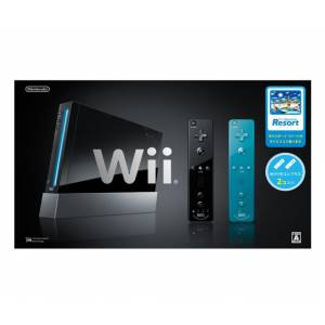 Wii Black Special Set [brand new]