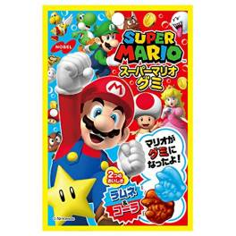 Super Mario Gummy [Food & Snacks]