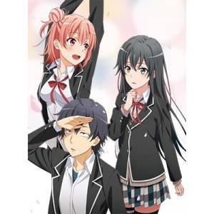 Yahari Game demo Ore no Seishun Love Come wa Machigatteiru Zoku - Standard Edition [PSVita-Used]