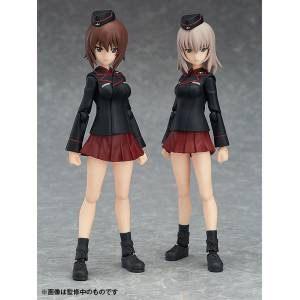 Girls und Panzer der Film - Maho Nishizumi & Erika Itsumi Set [Figma 332]
