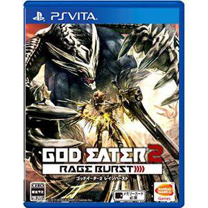 God Eater 2 Rage Burst [PSVita - Used Good Condition]