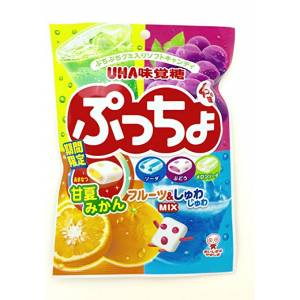 Puccho Soda - Orange - Melon Soda - Grappe Mix Assortment [Food & Snacks]