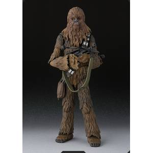 Star Wars A NEW HOPE - Chewbacca [SH Figuarts]