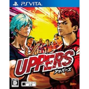 UPPERS - Standard Edition [PSVita]