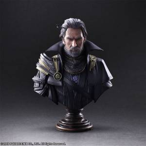 KINGSGLAIVE FINAL FANTASY XV: Regis Lucis Caelum [Static Arts Bust]