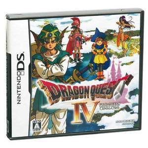Dragon Quest IV - Michibikareshi Mono-tachi (DS) [occasion]