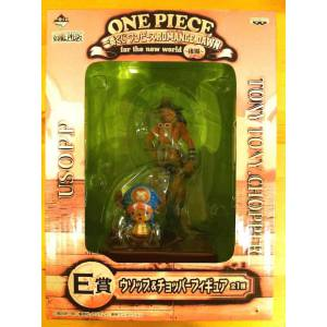 One Piece - Romance Dawn Part.2 - Usopp & Chopper [Banpresto Ichiban Kuji Lottery]