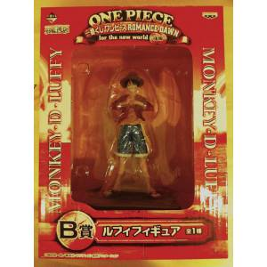 One Piece - Romance Dawn Part.2 - Monkey D. Luffy [Banpresto Ichiban Kuji Lottery]