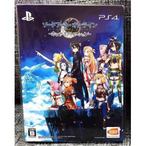 Sword Art Online: Hollow Realization - Limited edition [PS4-Used]