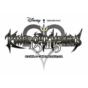 Kingdom Hearts HD 1.5 + 2.5 Remix - Standard Edition [PS4]
