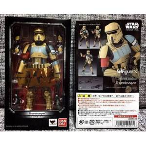 Star Wars Rogue One - Scarif Storm Trooper / Shoretrooper [S.H.Figuarts]