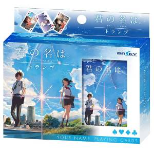 Your Name / Kimi no Na wa Playing Cards [Goods]