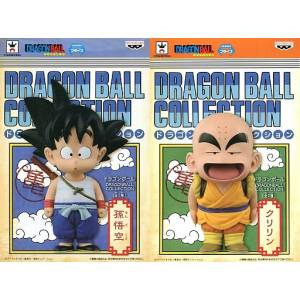 Dragon Ball - Songoku / Krilin -Dragon Ball Collection Vol.1- (Sofbi) [Banpresto]
