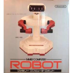 Famicom Robot / R.O.B. [FC - Used Good Condition]