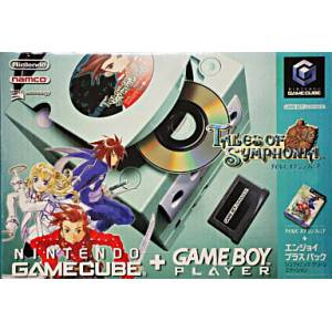 Game Cube + Game Boy Player - Symphonic Green Edition [Used Good Condition]