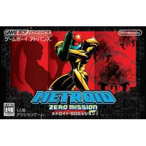 Metroid Zero Mission [GBA - occasion BE]