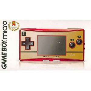 Game Boy Micro Famicom Version [Used Good Condition]
