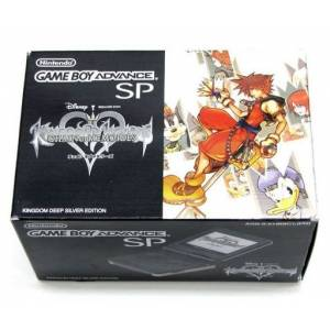 Game Boy Advance SP Kingdom Hearts [GBA - occasion BE]