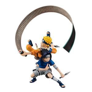 Naruto Shippuden Uzumaki Naruto and Sasuke Limited Edition [G.E.M. Remix]