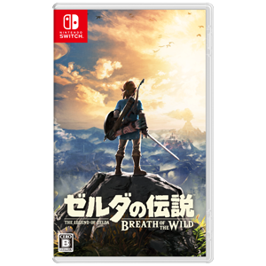 The Legend of Zelda - Breath of the Wild - Standard Edition (multi-language) [Switch]
