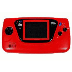Game Gear Red [Used Good Condition]
