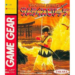 Samurai Spirits [GG - Used Good Condition]