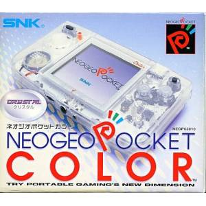 Neo Geo Pocket Color Crystal [Occasion]