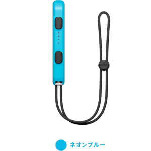 Nintendo Switch Joy-Con Strap Neon Blue Version [Switch]