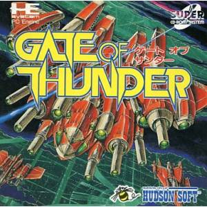Gate of Thunder [PCE SCD - used good condition]