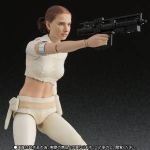 FREE SHIPPING - Star Wars ATTACK OF THE CLONES - Padmé Amidala Limited Edition [SH Figuarts]